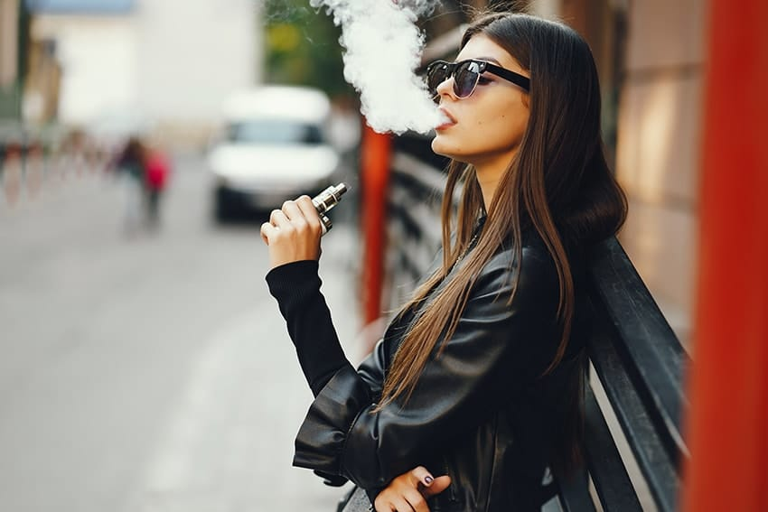 Oral Health negatively impacted by E-Cigarettes