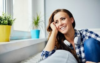 Peace of mind after periodontal surgery